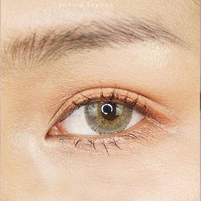 Solona Brown by Guess Secret - Guess Secret - Softlens Queen - Natural Colored Contact Lenses