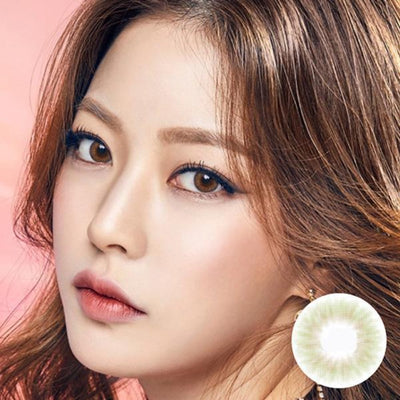 Spanish Brown - Princess - Softlens Queen - Natural Colored Contact Lenses