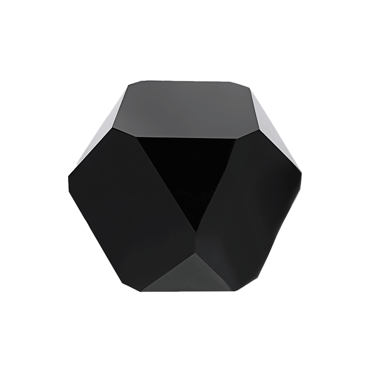 Crystal | Black Hex Obsidian