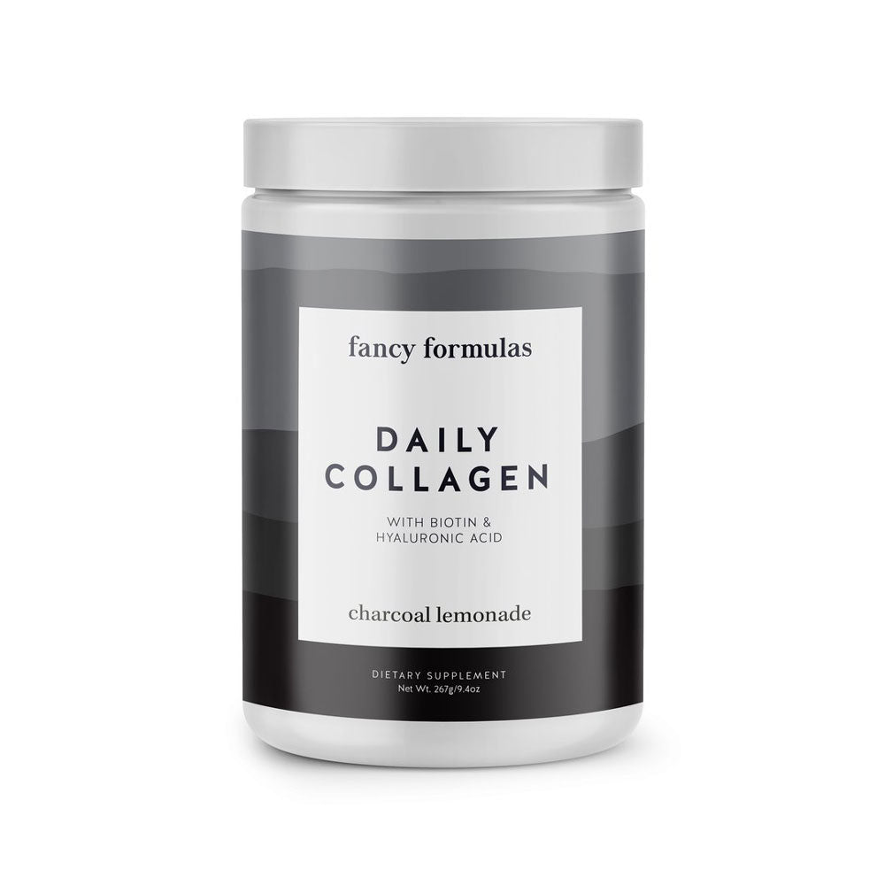 Charcoal Grass-Fed Daily Collagen