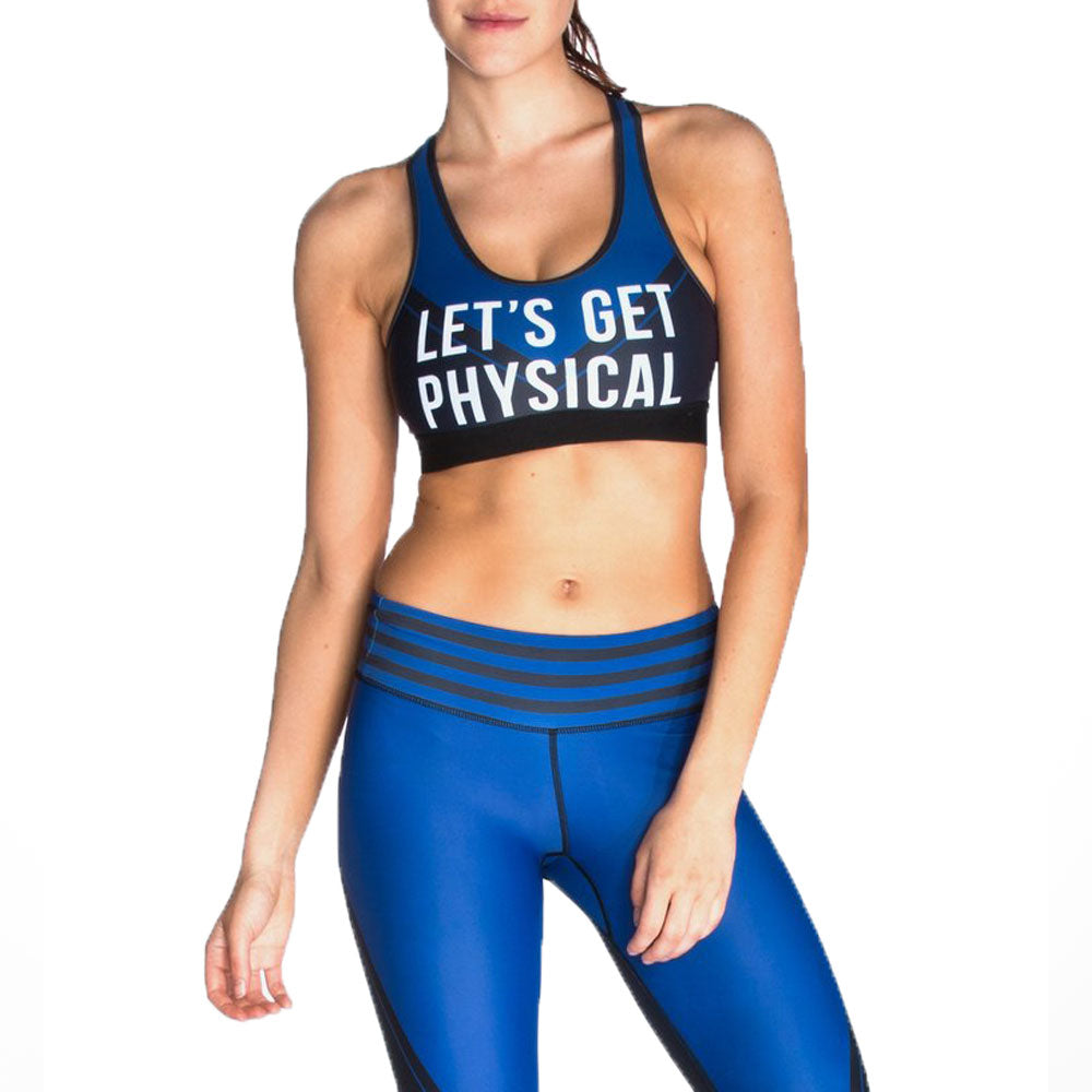 Sports Bra | Let's Get Physical