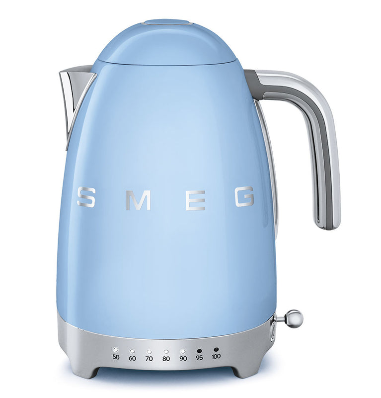 Teapot | Variable Temperature Kettle - Multi-Color - 7 Cups