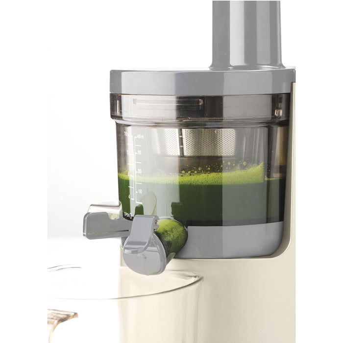 Slow Juicer | Cream 50's Retro Style