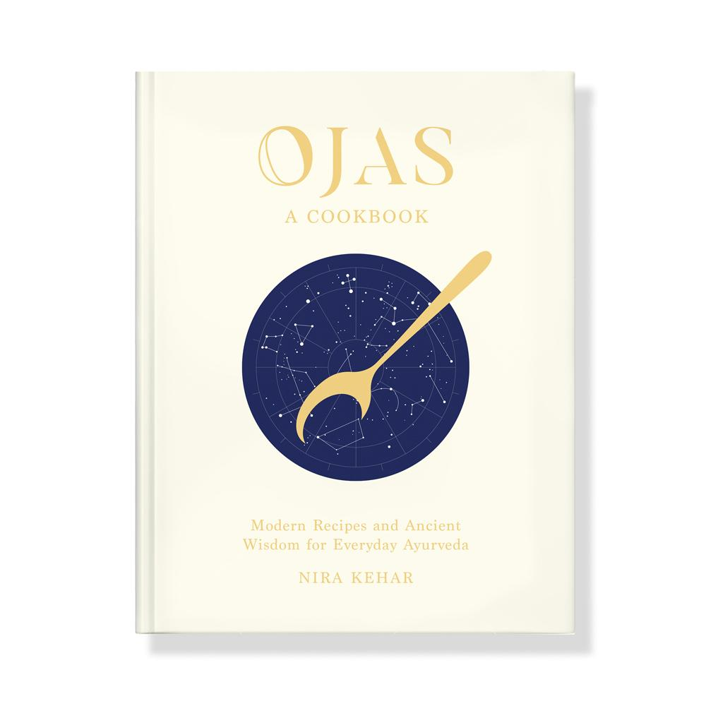 Book | Ojas Ayurvedic Cookbook
