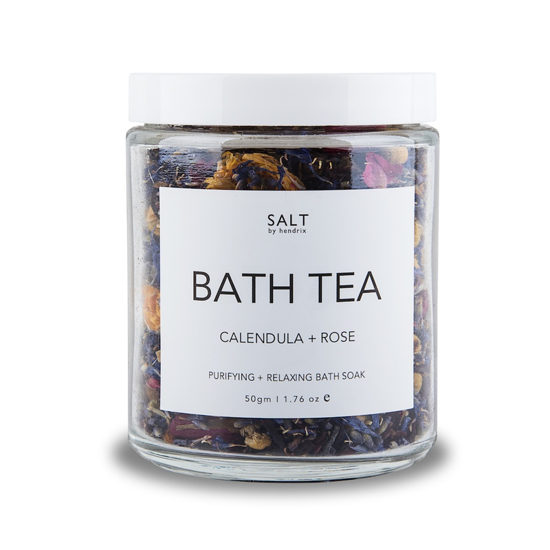 Calendula + Rose Bath Tea