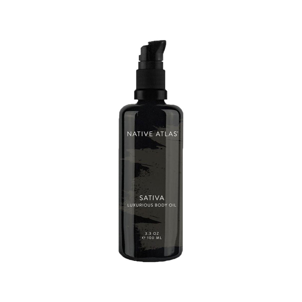 Body Oil | Sativa Luxurious