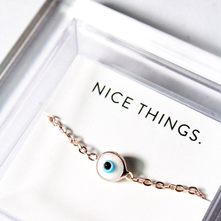 All The Eyes Bracelet