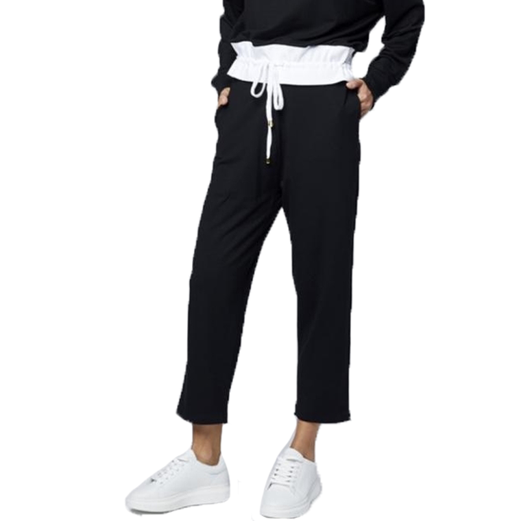 Catherine Black Sweatpant