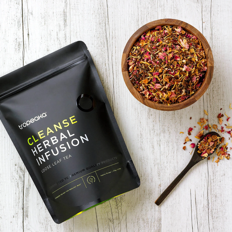 Cleanse Herbal Fusion Tea