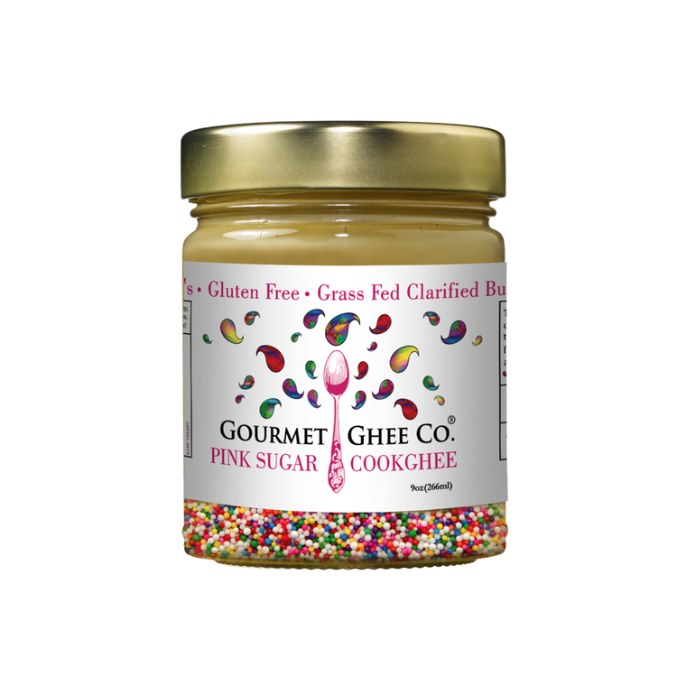 Pink Sugar Cookie Gourmet Ghee