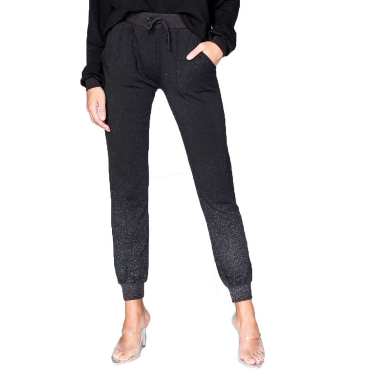 Glitz Flat Pocket Sweatpants
