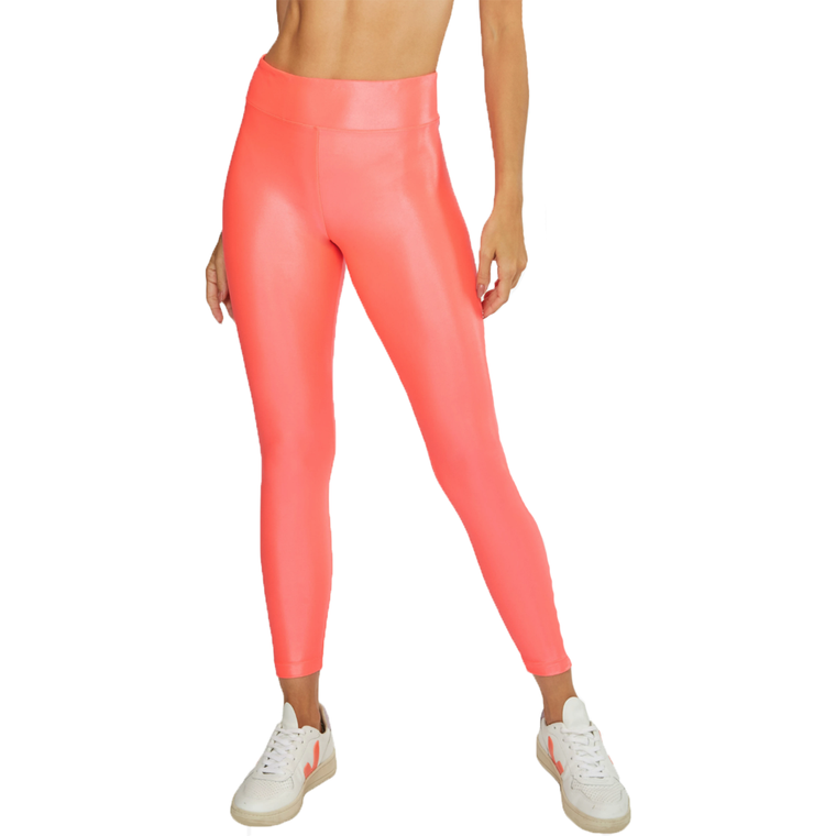 Lustrous Infinity High Rise Guava Legging