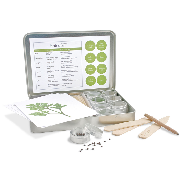 Plant | Culinary Herb Garden Kit