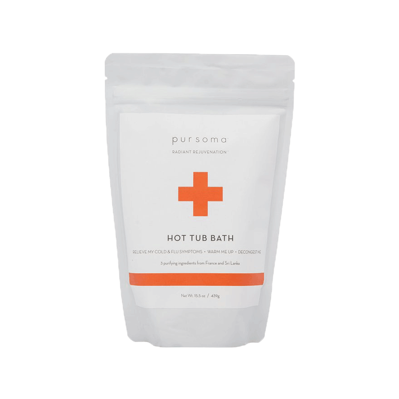 Salt Soak | Hot Tub Bath Soak