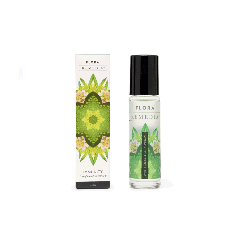 Body Oil | Immunity Pulse Point Roll On Treatment