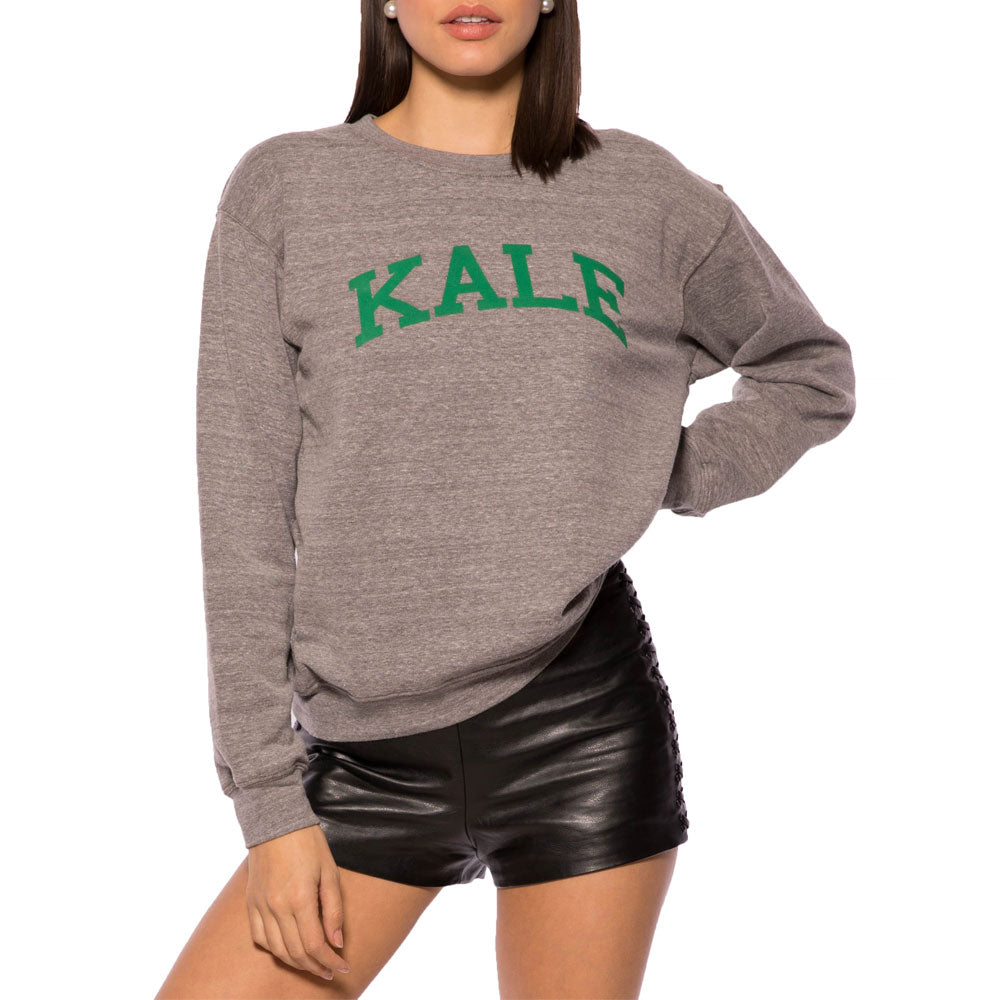 Kale Gray Willow Sweatshirt