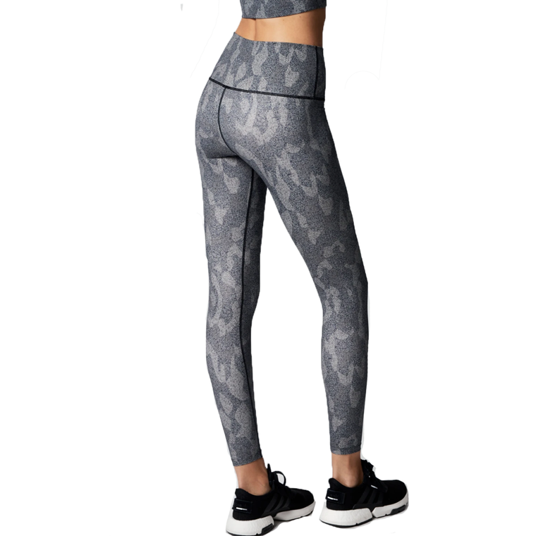 Luna Textured Camo 7/8 Legging