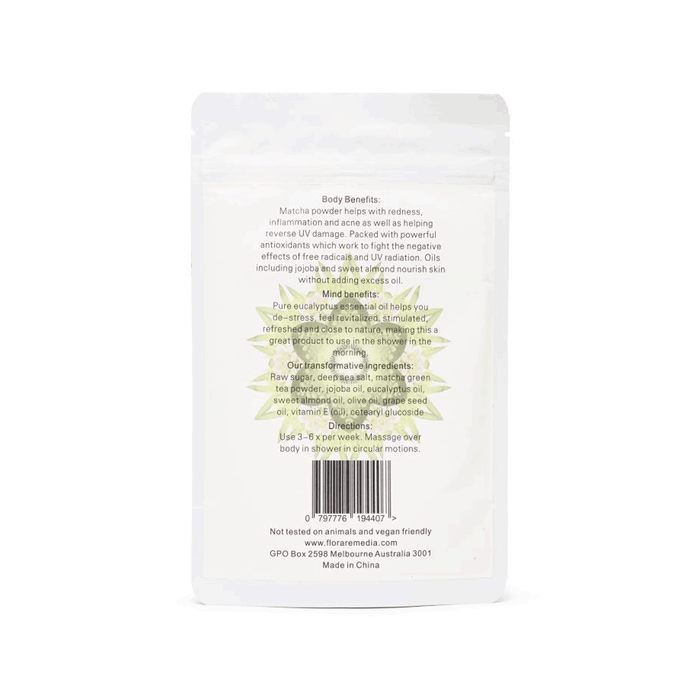 Scrub | Green Tea Skin Treatment