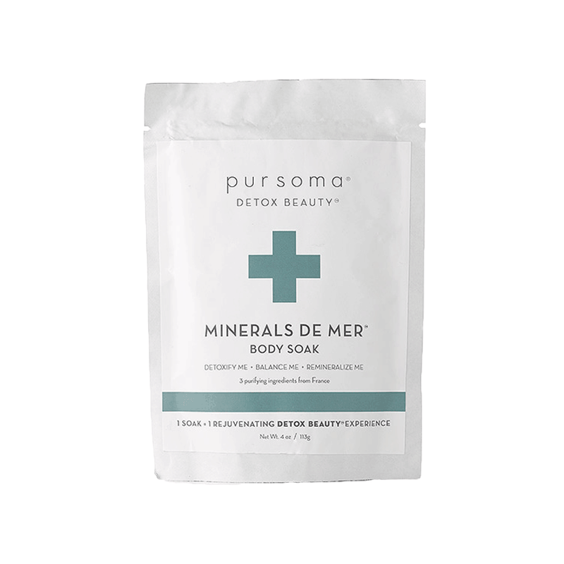Salt Soak | Minerals De Mer Body Bath Soak