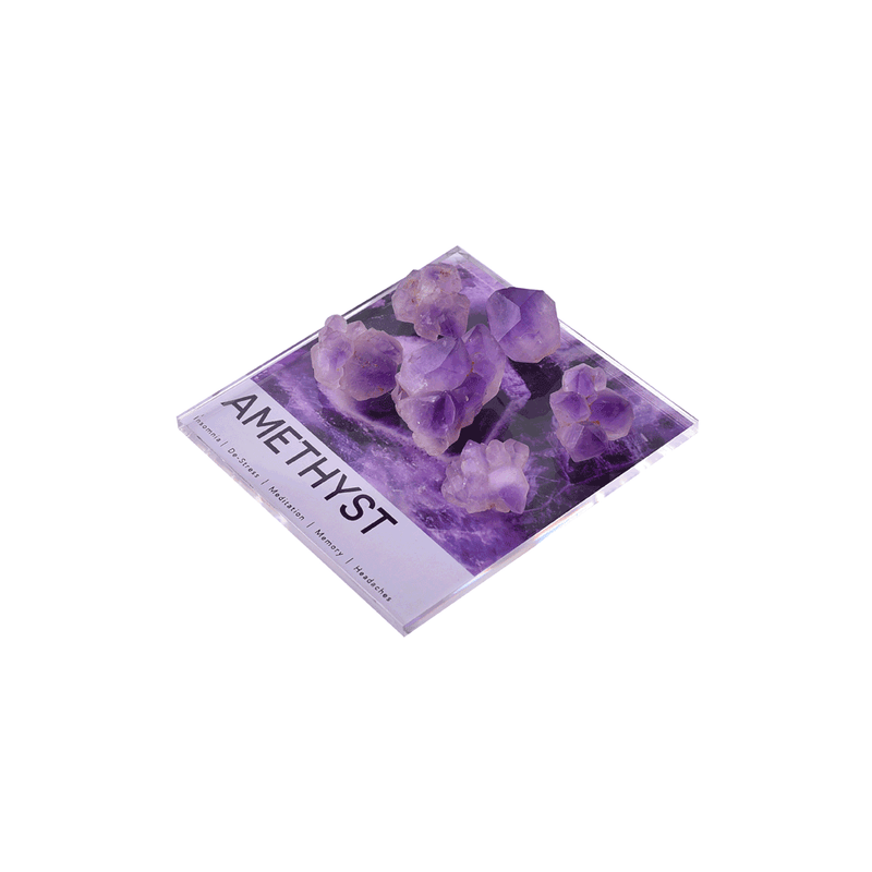 Crystal | Mini Amethyst Cluster Pack