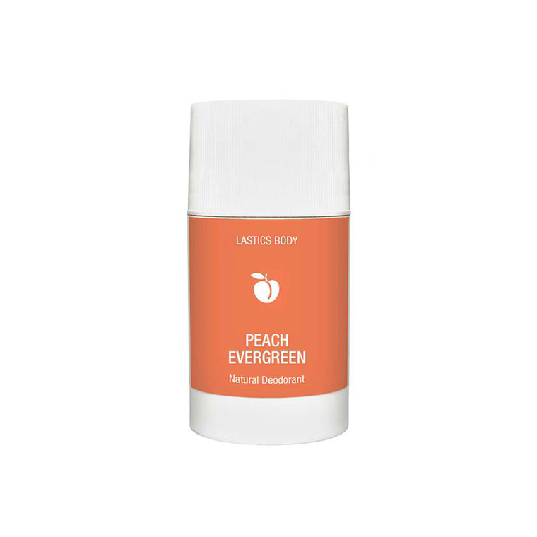 Peach Evergreen Natural Deodorant