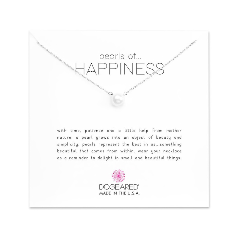 Pearls of Happiness Necklace