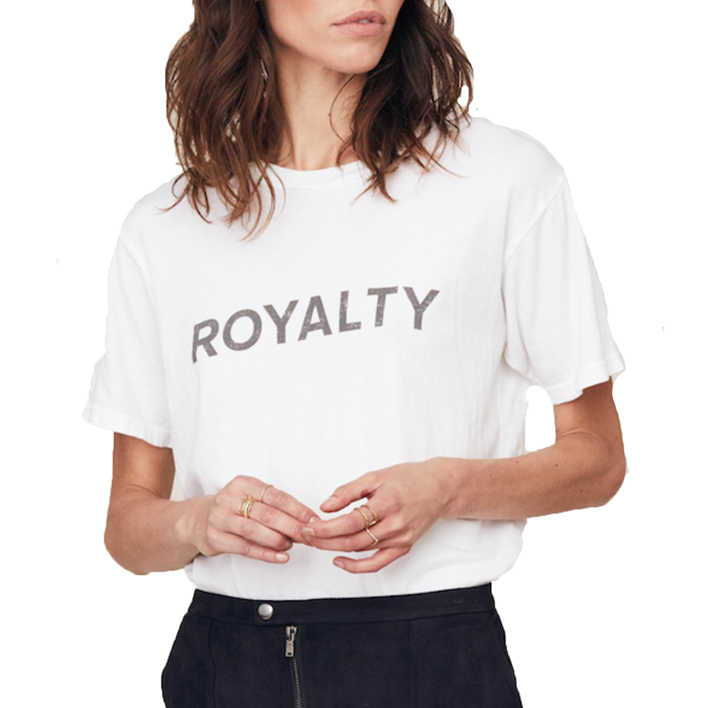 Royalty Short Sleeve Tee