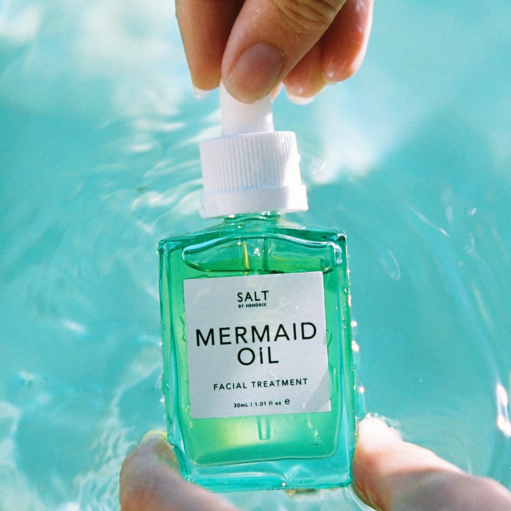 Mermaid Facial Treatment Oil