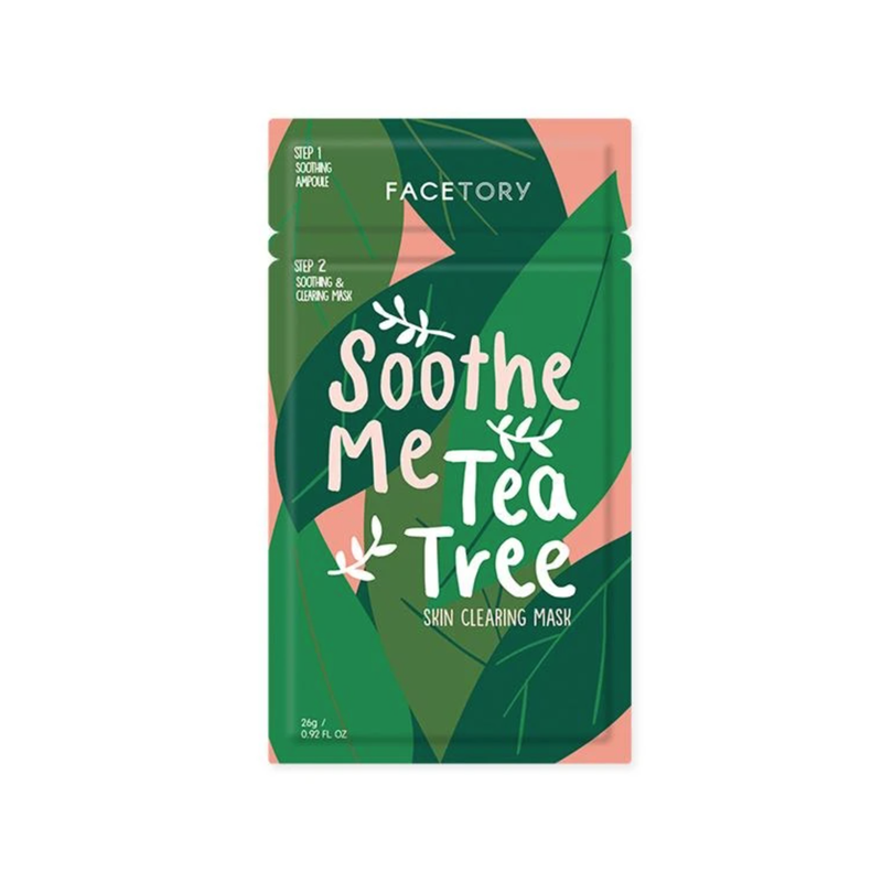Soothe Me Tea Tree Mask