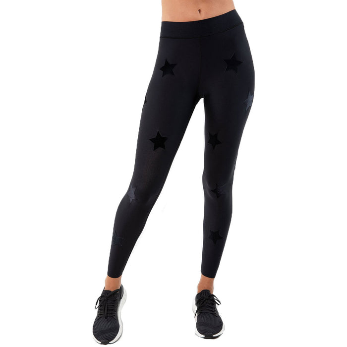 Ultra High Velvet Star Knockout Legging