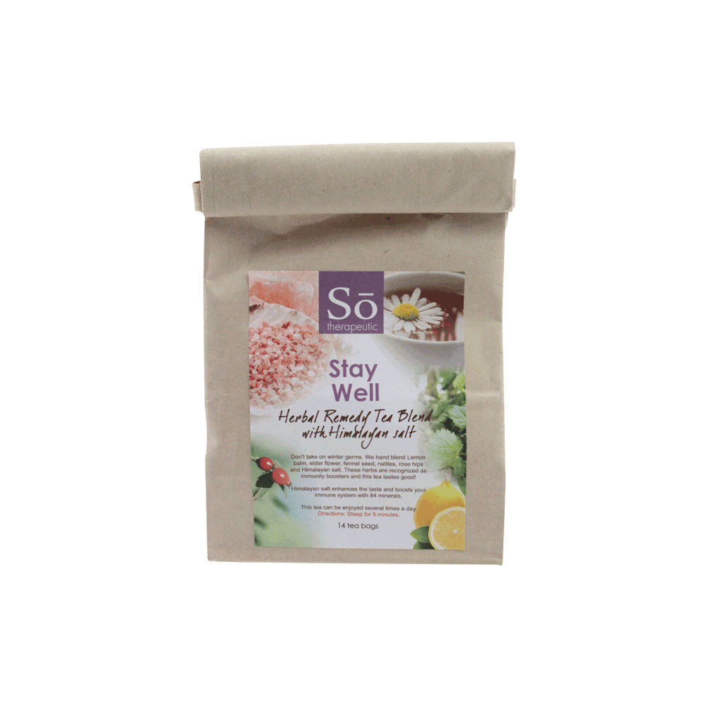 Tea | Stay Well Himalayan Salt Herbal Blend