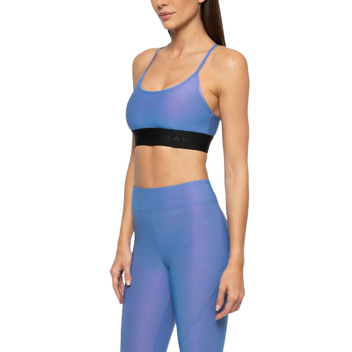 Sweeper Iridescente Auralite Sports Bra
