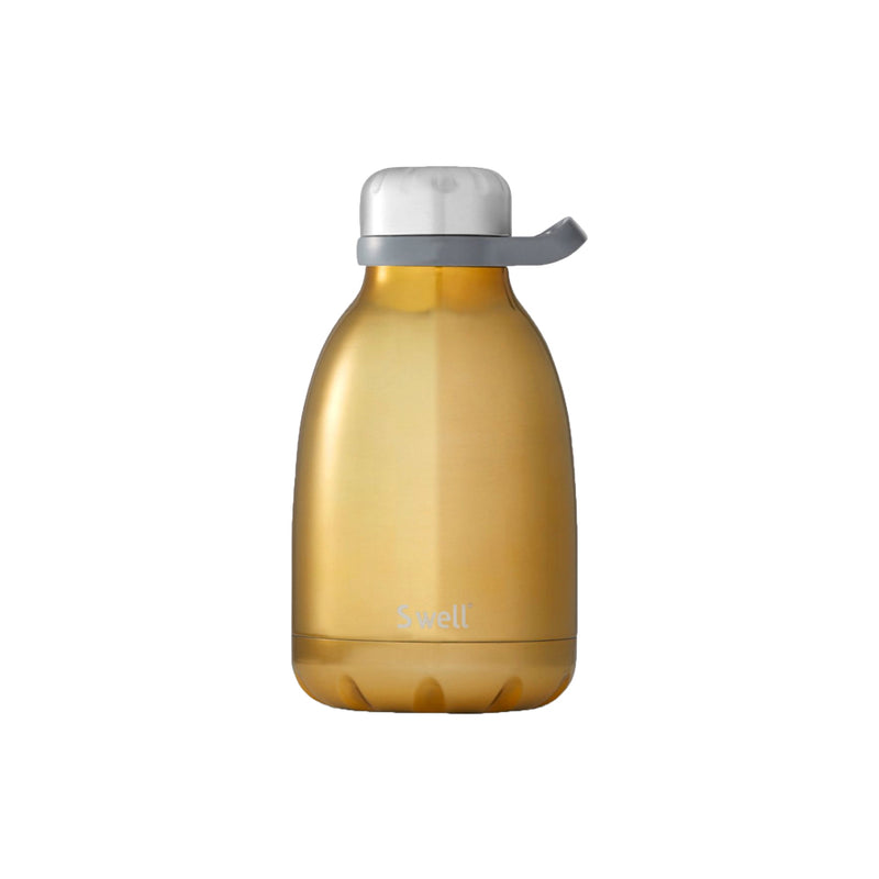 Water Bottle | Yellow Gold Roamer