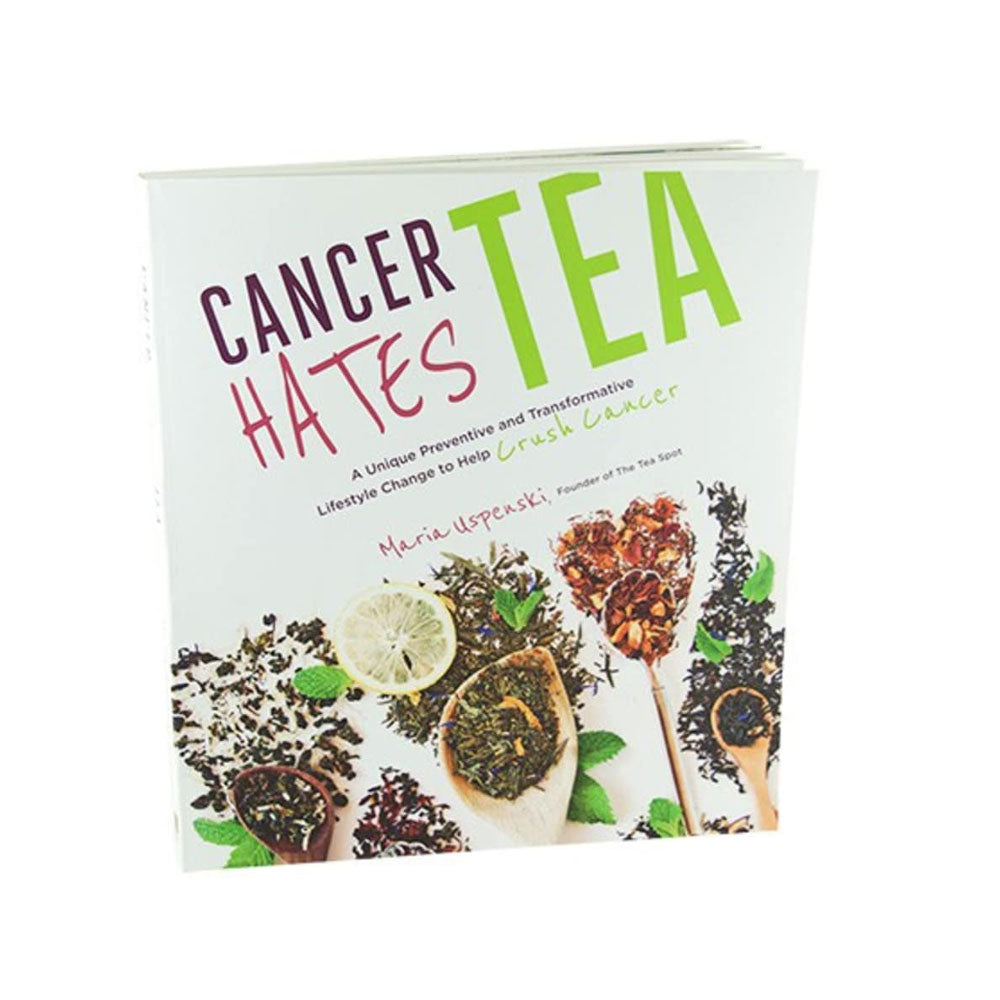 Cancer Hates Tea Book