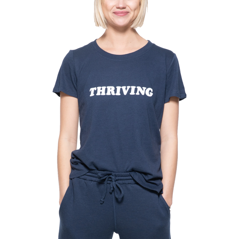 Thriving Loose Tee