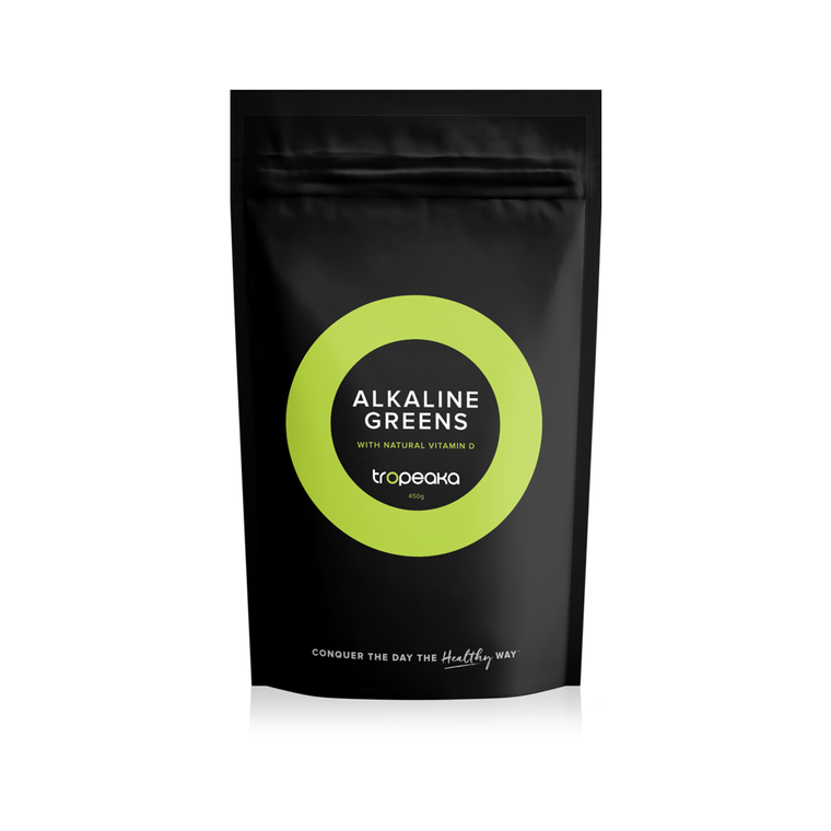Powder | Alkaline Greens + Vitamin D