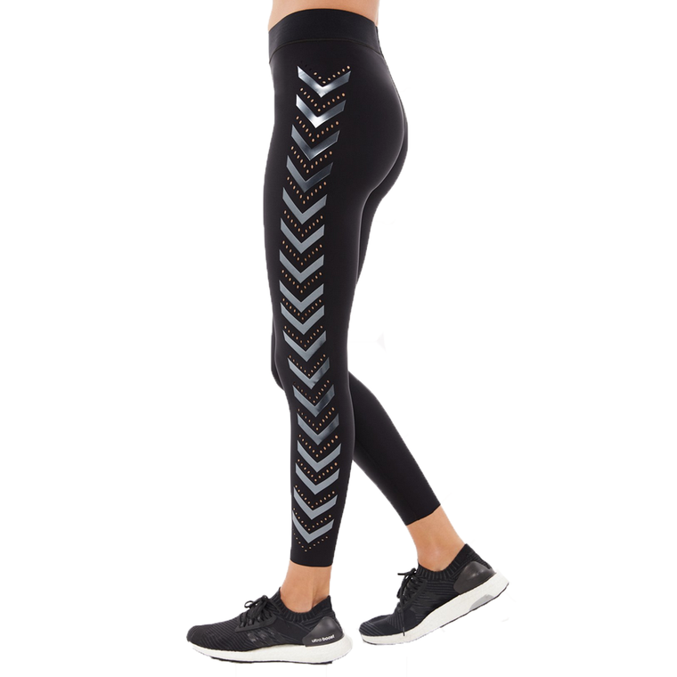 Ultra High Chevron Pixelate Legging