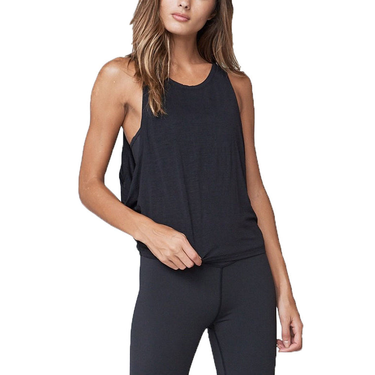 Buckley Black Crop Top