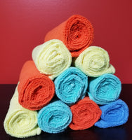 "MICROFIBER TOWEL 16""X16"" HIGH QUALITY"