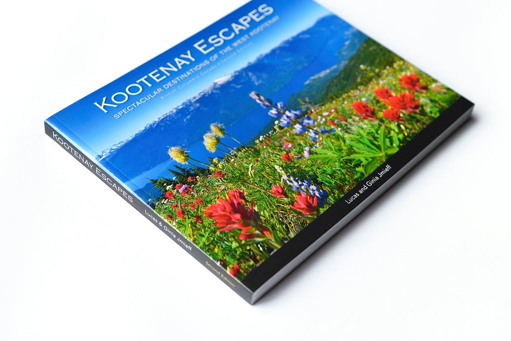 kootenay escapes book 2020 second edition nelson bc