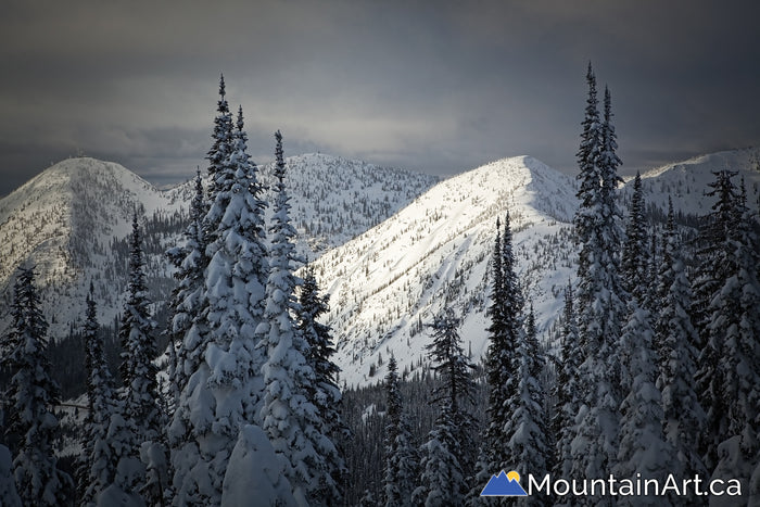 """Kootenay Pass Winter"""