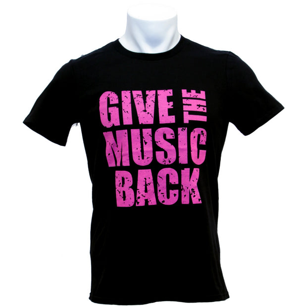 2017 Give the Music Back Tour Tee