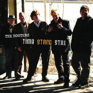 Time Stand Still CD