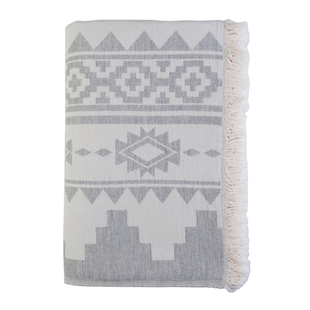 Wool Rug Throw