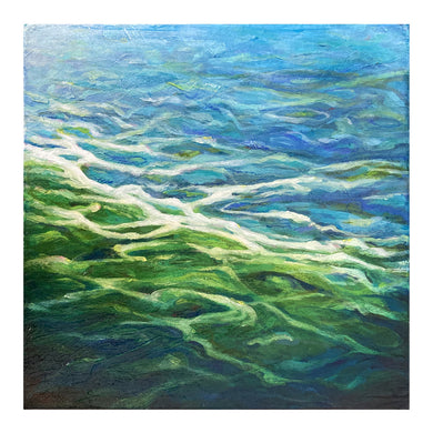 Paper Dreams: Elizabeth Addison : Water Study