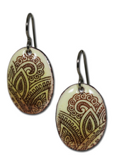ACG Designs: Oval Earrings