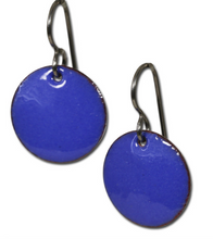 ACG Designs: Small Disk Earrings
