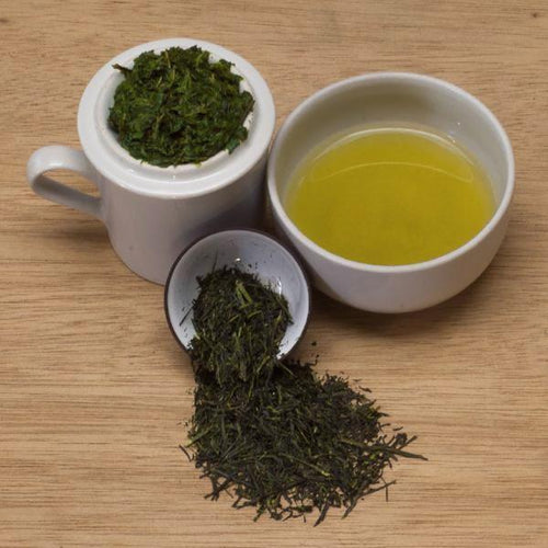 Blue Willow Tea: Organic Asatsuyu