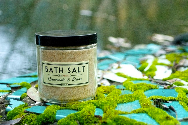 By Nieves: Bath Salt
