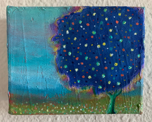 Rena Charles: Blueberry Breeze Tree